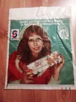 Skála (Skála - Coop) szövetkezeti áruház bevásárló táska