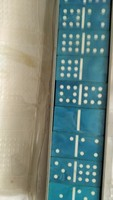 Zöld ritkább dominó