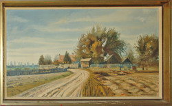 Kornis György - Út a tanyához