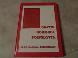Az Úr imádsága több nyelven - gyönyörű könyv