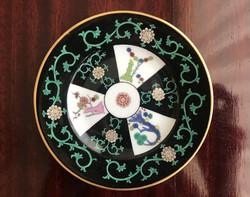 Antik 1939 Herendi Siang Noir tál tálka tányér