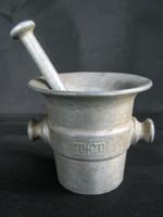 MOFÉM alumínium mozsár törővel