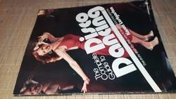KAREN LASTGARTEN:DISCO DANCING COMPLETE GUIDE, 1978.  6900.-Ft