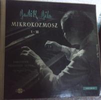 Bartók Béla Mikrokozmosz I-VI. Bakelit lemez
