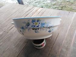Régi porcelán koma tál