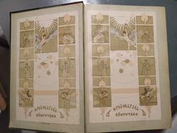 Cholnoky - Littke - Papp: A Föld múltja, jelene és felfedezése, 2 kötet, háború előtti