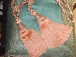 Bronz  színű függöny    kikötők