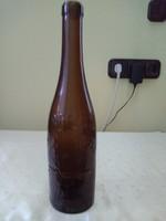Antik dréher sörösüveg.