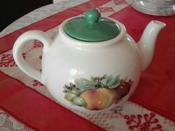 Angol tea kiöntő, bő másfél literes