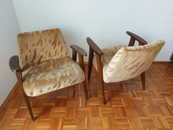 Jozef Chierowski 366 Easy Chair mid-century retro karosszék fotel