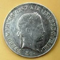 Ezüst 20 krajcár 1848  K.B.