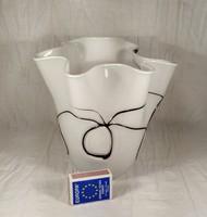 Szép üveg váza