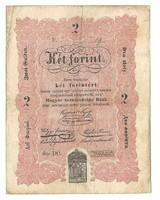 1848 as 2 forint Kossuth bankó papírpénz bankjegy 1848 49 es szabadságharc pénze sor dc