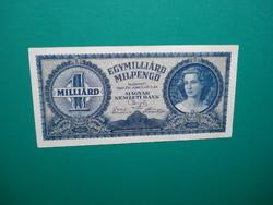 1 milliárd mil.-pengő 1946 Extraszép!