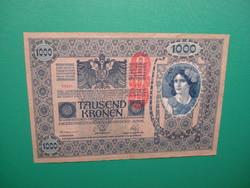 1000 korona 1902  DÖ pecséttel