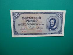 1 millió pengő 1945