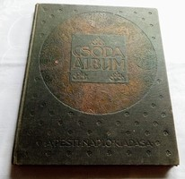 ANTIK-CSODA ALBUM/PESTI NAPLÓ 1911.