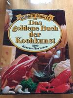 Német nyelvű szakácskönyv