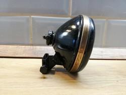 Veterán kerékpár Bosch lámpa fazéklámpa cca 1930