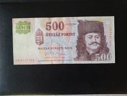 Szép emlék 500 Forint 2006.