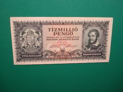 10 millió pengő 1945 Extraszép!