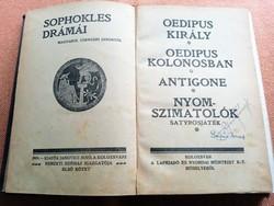 ANTIK-SOPHOKLES DRÁMÁI I./1919