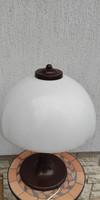 Retro,asztali lámpa Hotel, luxus eredeti darab! Magyar Design,Loft ,