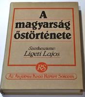 A magyarság őstörténete ( REPRINT)