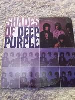 Deep Purple - Shades Of Deep Purple bakelit lemez