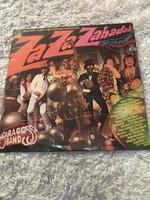 Saragossa Band - Zaza zabadak bakelit lemez