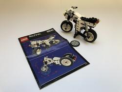 LEGO Technic 8810 Cafe Racer Motor + Leírás 1991-ből