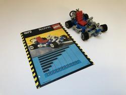 LEGO Technic 1972 Go-Kart  + Leírás 1985-ből Limitált Kiadású
