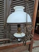 Szeceszió luszter lámpa