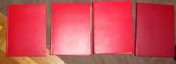Rakéta Regényújság krimi gyűjtemény  52 krimi 7 kötetben