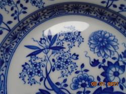 1970  Meisseni Kék Hagyma mintás desszertes tányér  Hutschenreuter