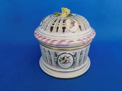 Herendi Rothschild  keksztartó