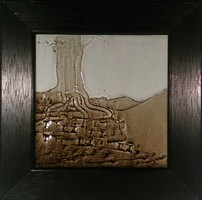 ALTENKUNSTADT porcelán kép