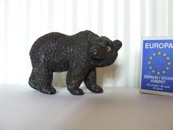 Vass Zsuzsa (Makkfalva)-kerámia, terrakotta mackó, maci, medve