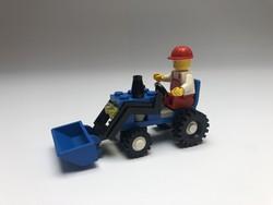 LEGO 6504 - Traktor munkagép 1984-ből
