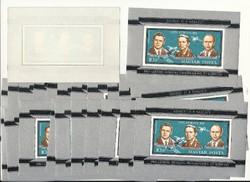 23 darab 1971 szojuz 11 szaljut blokk magyar bélyeg lot KIÁRUSÍTÁS 1 forintról