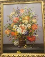 Orsovai Valéria festmény