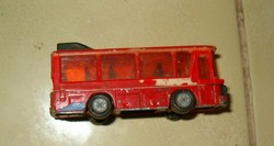 Retró játék fém kis autó matchbox féle régi kocsi kb 1980 trafik áru szocreál KIÁRUSÍTÁS