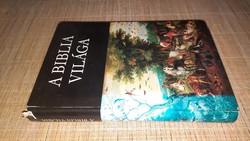 Rapcsányi László: A Biblia világa 1972.  500.-Ft