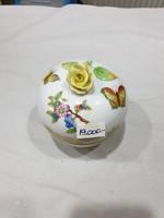 Herendi porcelán bonbonier