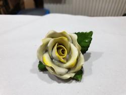 Herendi porcelán rózsa