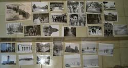 Kb 30 darab régi német ? fotó brandenburg kapus foto kastélyok kb  világháború körül KIÁRUSÍTÁS