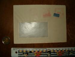 1948 Berlin tax adó segély motopfer  boriték levél bélyeggel KIÁRUSÍTÁS