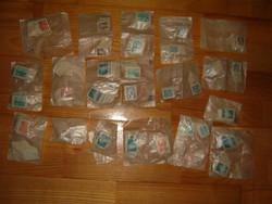 30 darab Magyar bündli egyedi csomagolásban 3000 db bélyeg 1 forintról KIÁRUSÍTÁS