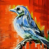 Boldogság kék madara?.