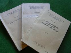 Valyuch János – Kovácsolás – Sajtolás / műszaki könyvek